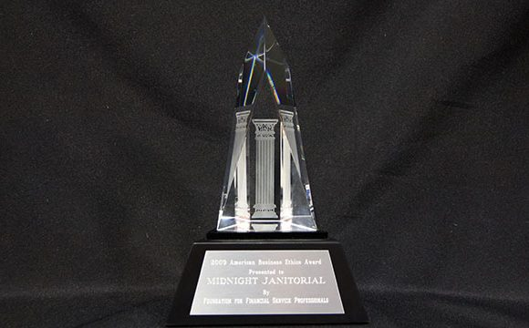 2009 American Business Ethics Award